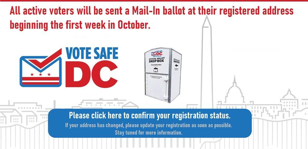Vote Safe DC